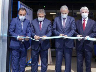 Türkeis führender Hersteller von Flugzeugtriebwerken Teiden-Probenaufbereitungsanlage