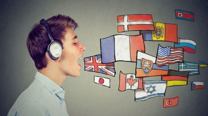 What can you do to improve your foreign language?