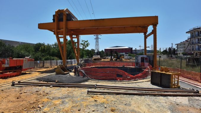 The risk in the new republic labor metro line is eliminated