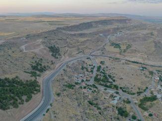 Дорога Хидиреллез, которая будет обслуживать более XNUMX квартала, завершена.