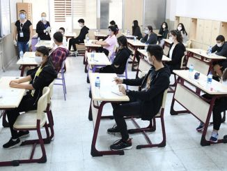 Vacant quotas and base points of high schools in the year