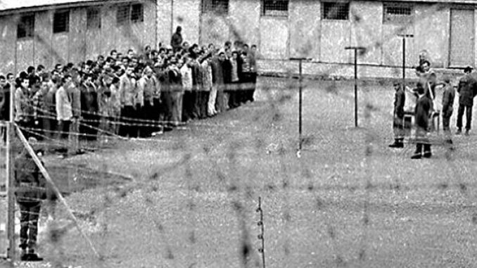Hunger Strike in Mamak Military Prison