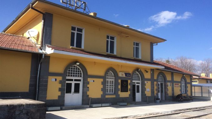 Nigde Station