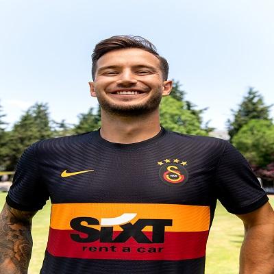 Nike Galatasaray Jersey