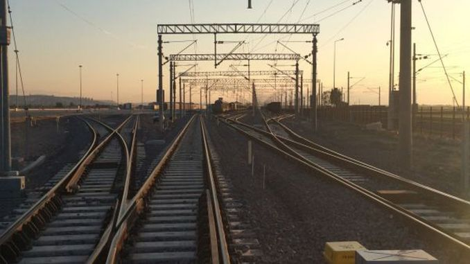 Materials will be purchased to be used in rail circuits.