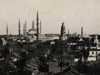 Nasira ang makasaysayang Edirne Clock Tower
