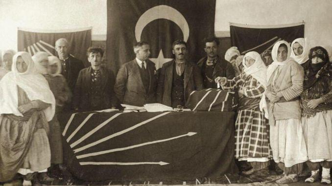 Unang Halalan ng Multi-Party na Gaganapin sa Turkey