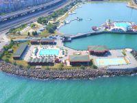 Turkiyenin Seniz Uzerindeki Ilk ve Tek Su Kayagi Merkezi Sezonu Acti