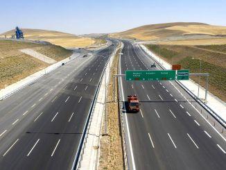 Tin tốt cho những công dân của chúng tôi, những người sử dụng đường cao tốc thông minh ankara nigde