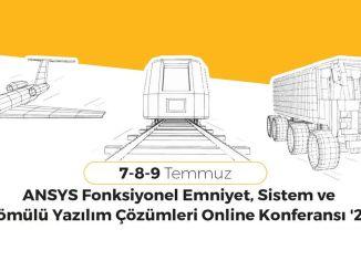 مؤتمر عبر الإنترنت لنظام الأمان الوظيفي ansys والحلول البرمجية المضمنة