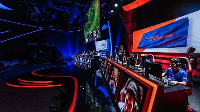 In the European esports championship, only one team from Turkey is in the quarter finals