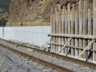 Izgradit će se zid držača balasta