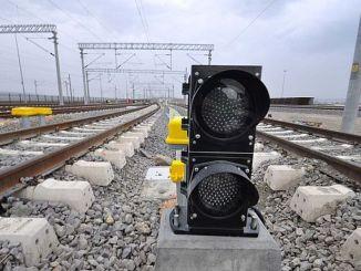 Supply ng power supply para sa Cerkezkoy Kapikule signaling system