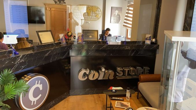 coin store caspi coin has entered the world of crypto assets, bringing confidence to the industry