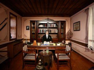 otvoren muzej etnografije kuća edirne necmi ige