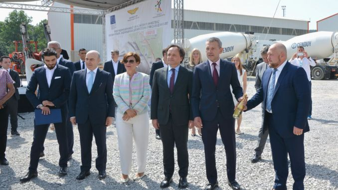 construction of the longest railway tunnel will begin