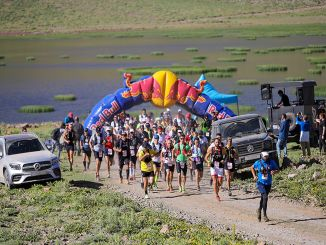 горный марафон erciyes ultra sky trail прошел в пятый раз