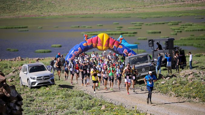 erciyes ultra sky trail mountain marathon was run for the fifth time