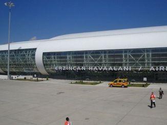 Назва аеропорту Ерзінджан було змінено на Yıldırım akbulut