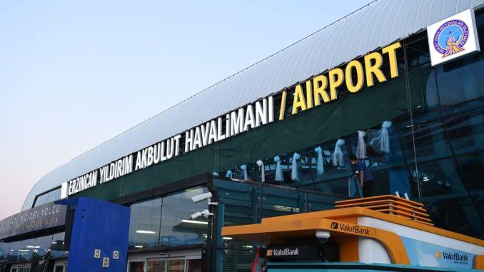Ang pangalan ng dating Punong Ministro na si Yıldırım Akbulut ay titira sa Erzincan Airport.