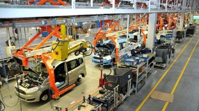 Tuotanto keskeytetään Ford Otosan Yenikoy -tehtaalla