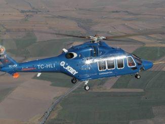 Продължава статичният тест на пълната дължина на хеликоптера gokbey