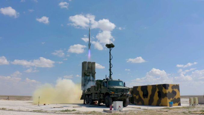 handed over to hisar hisar o air defense system is in mass production