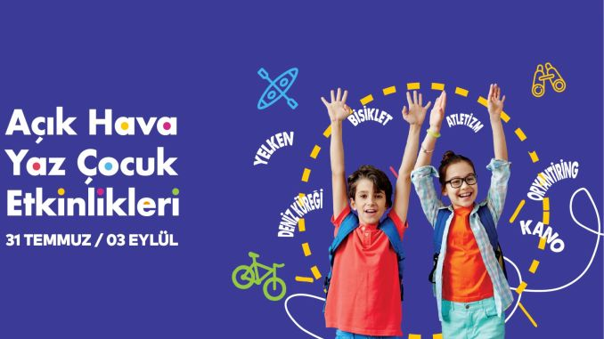 ibb will organize outdoor summer children's events