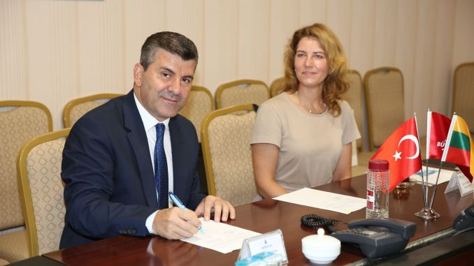 Sustainable energy agreement between ibb and european union