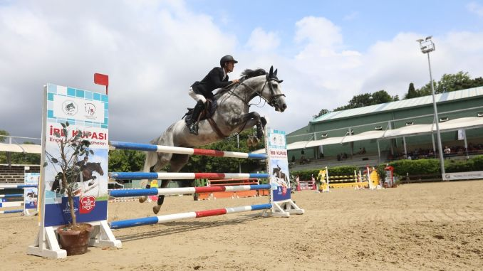 ibb cup jumping competition completed