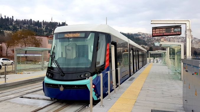 What are the istanbul tram lines and stop names? istanbul tram timetable