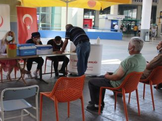 izotas izmir bus station asi stand attracts great attention