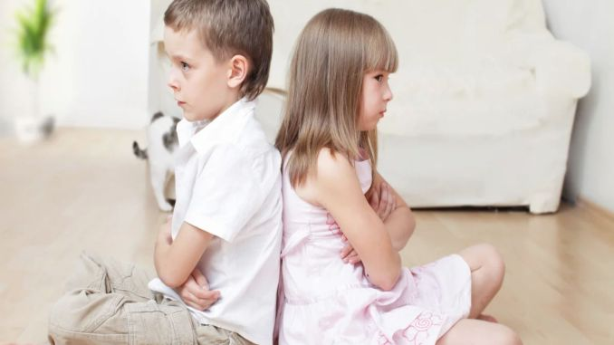 do not support sibling rivalry