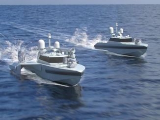 כלי טיס בלתי מאוישים חדשים לביטחון המולדת הכחולה