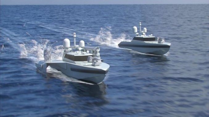 new unmanned watercraft for the security of the blue homeland
