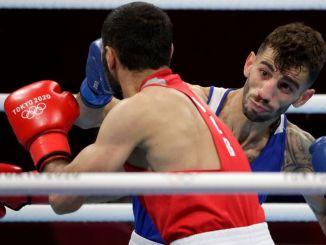 nacionalni boksač batuhan farmer eliminiran je sa olimpijskih igara