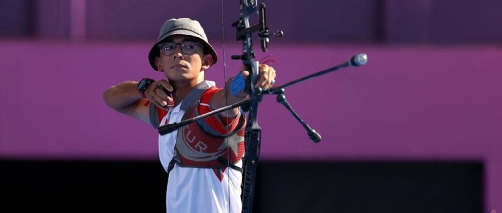 National Archer Mete Gazoz won a gold medal at the Tokyo Olympic Games
