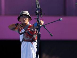 জাতীয় তীরন্দাজ মেটে গাজোজ টোকিও অলিম্পিক গেমসে স্বর্ণপদক জিতেছেন