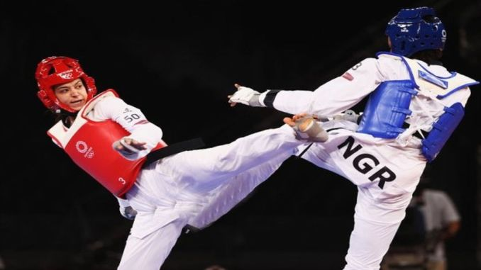 National taekwondo player Nur Tatar lost his gold medal chance at the Olympic Games