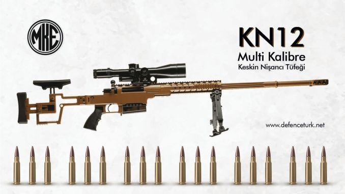 снайперская винтовка mke kn