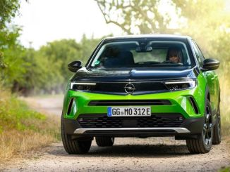 opel will enter the all-electric gin market and introduce the manta thing to the market