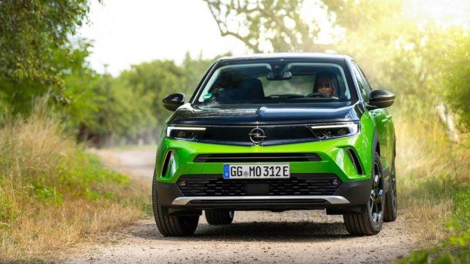 Opel wird in den vollelektrischen Gin-Markt einsteigen und das Manta-Ding auf den Markt bringen