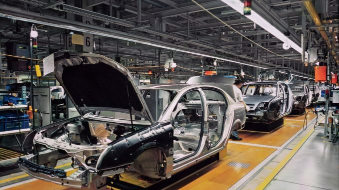 automotive giant toyota is taking a break from production in Turkey today