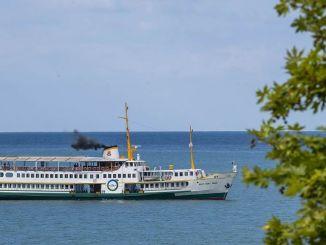 Sehit Temel Simsir Ship ha iniziato i tour nella nuova stagione