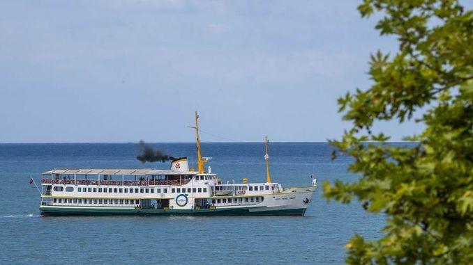 Brod Sehit Temel Simsir započeo je turneje u novoj sezoni