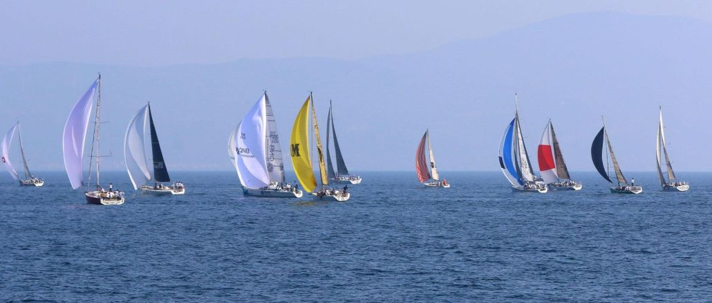 Tayk Eker returns to his classical route in the Olympos Regatta