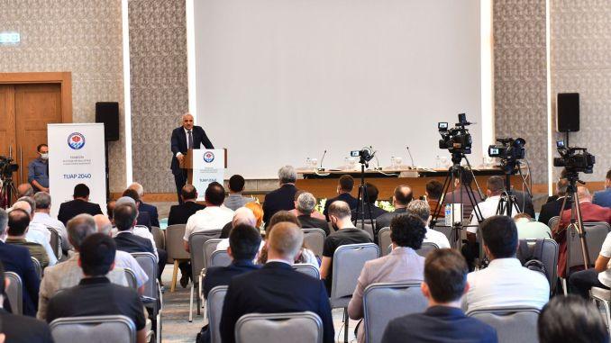 Trabzon transportation master plan studies were discussed