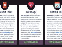 Ücretsiz Tarot Falı