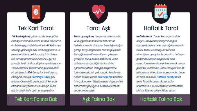 Free Tarot Horoscope