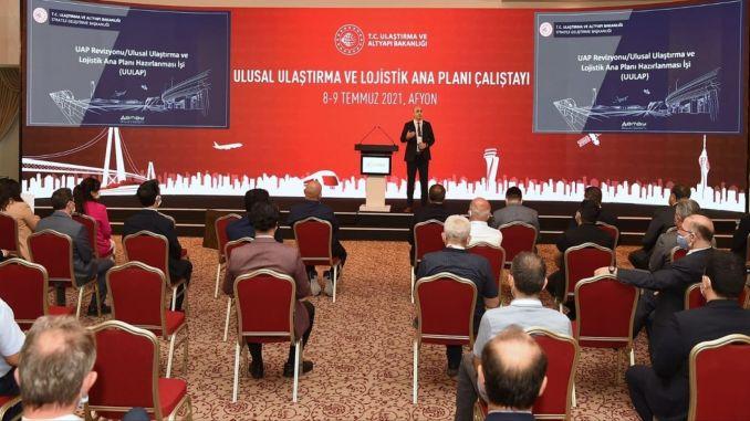 transport and logistics master plan workshop started in opium